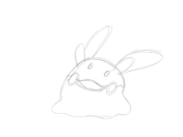 Goomy animation test 2 by TheBloodBrothers