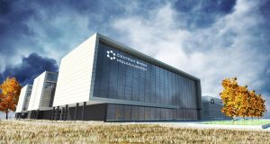 Molecular Research Center by bulaw