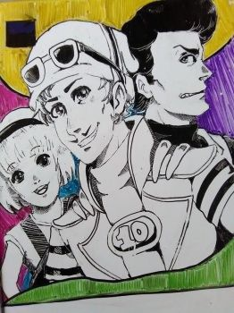 Lazy Town - Whiteboard by 25thHanabusa