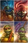 Teenage Mutant Ninja Turtles by AIM-art