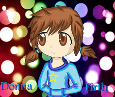 Chibi Donna by Lapin670