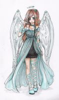 .Angel. by BeckaNeeChan