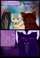 Thousand Eyes Comic Prologue 1 by NeonDefined