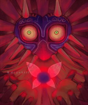 Terrible Fate by DrawKill