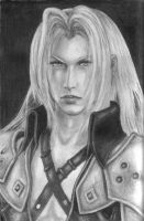 Sephiroth by Faerlyte