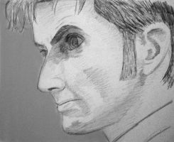 The Doctor - sketchy like 3 by kelly42fox