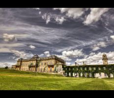 Wrest Park II -  2012 by yatesmon