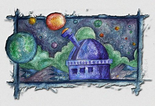 Observatory by gakart
