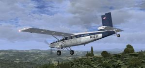 PC-6 Air America 1 by agnott