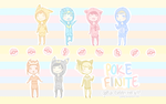 pokefinite: gotta catch em all by Yutong