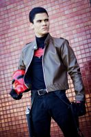 Jason Todd, The Red Hood - Tightrope by DashingTonyLima