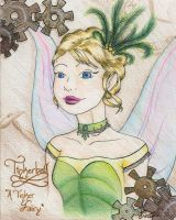 Miss Tinkerbell by Liten-Angel
