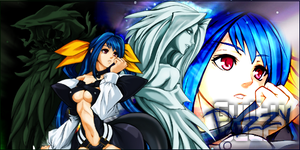 Guilty Gear - Dizzy Sign by FalconZX