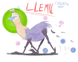 Llemu by qwertypictures
