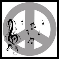 music peace by Bates1010