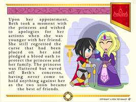 Another Princess Story - Reconcile by Dragon-FangX