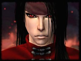 Vincent Valentine - The Sims 2 by CSItaly