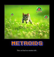Metroids by Rthecreator