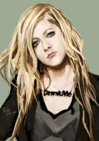 Avril Lavigne by jying072