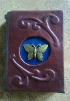 Butterfly Book Cover by TheJourneyBook