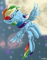 Free Fall by LostInTheTrees