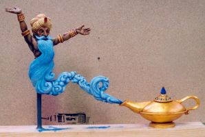 Genie maquette 2 by dreamfloatingby