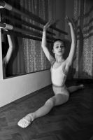 Ballet class 3 by DominaWhite