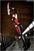 The Dhampir BloodRayne VI Cosplay by ArashiHeartgramm