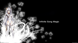 Shurelia -Infinite Song Magic- wider version by EvannGeo