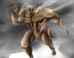 Armored Titan by TheMPXY
