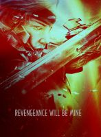 METAL GEAR RISING: REVENGEANCE WILL BE MINE by BUMCHEEKS2