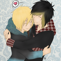 Happy in Your Arms by KayMarie94