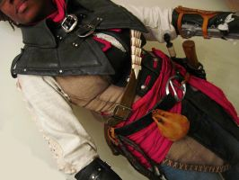 AC3: Liberation: Aveline- almost done! by fevereon