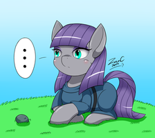Maud Pie by zanclife