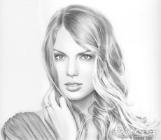 Taylor Swift 12 by Hong-Yu