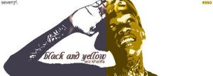 wiz khalifa~black and yellow ///seven7!. by seven7-al
