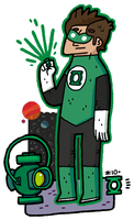 Hal by captainalec