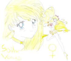 Sailor Venus by Romaji