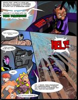 DU May Challenge pg 4 Who's the Fairest? by bogmonster