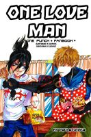 ONE LOVE MAN (One-Punch Man Doujinshi) by ositodonas