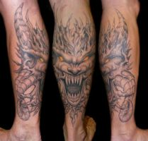 greenman by bjsxiii