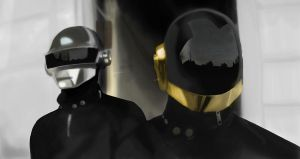 Daft Punk Electroma Colour by Lappy74