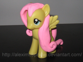 Custom Fluttershy up close by AleximusPrime