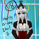 .:Gift:. Ally The Slender Doll by L0ra2
