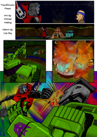 TF:M Rage against the Machines - unlettered by LisaSky-Art