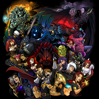 Artix Entertainment Calendar Poster by dovianax