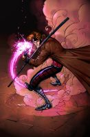 Gambit Fresh Out colors by Fpeniche