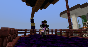 My minecraft avatar by ColinGhastslayer