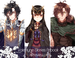 VS artbook preview 2 by Wanini