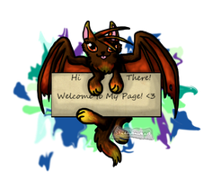 Welcome! C3 by ShadowhawkArt